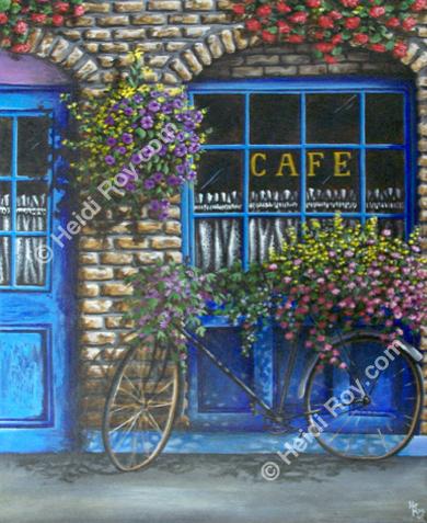 Le Café Bicyclette