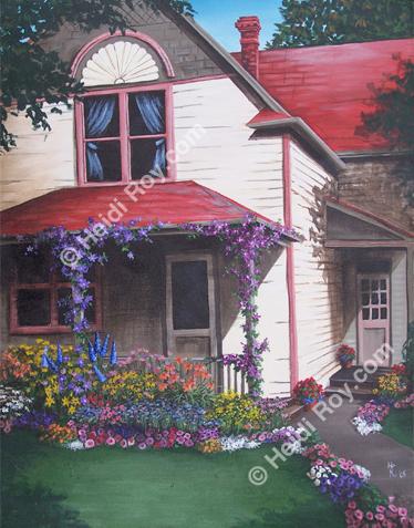 Grand Forks House