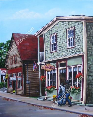 Mahone Bay Tea Shop