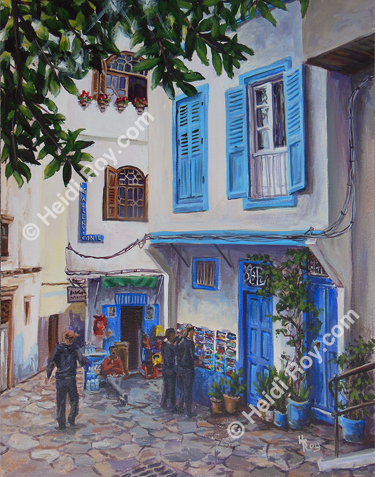 Tangier Alley
